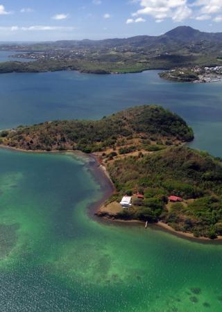 Ilet Lapin (Martinique) PNM/ AERODREAM